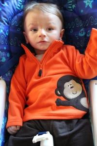 JJ Monkey outfit